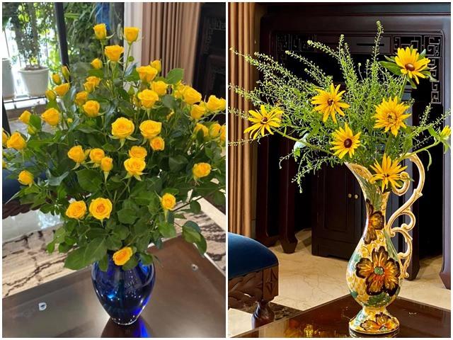 Mẹ Hà Nội cắm hoa đẹp nức lòng, ngày nào không có là bị chồng con ra công điện khẩn