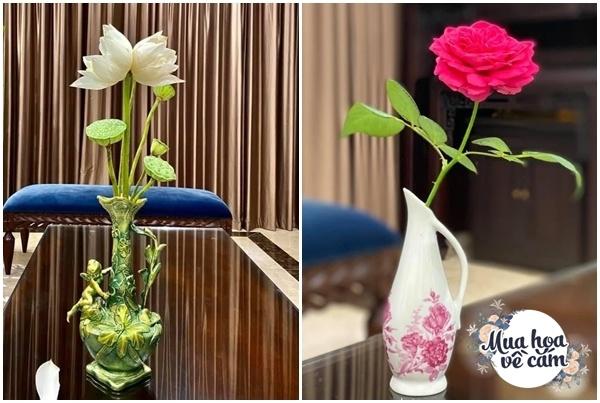 """Mẹ Hà Nội cắm hoa đẹp nức lòng, ngày nào không có là bị chồng con """"ra công điện khẩnamp;#34; - 3"""
