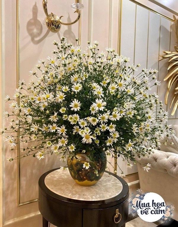 """Mẹ Hà Nội cắm hoa đẹp nức lòng, ngày nào không có là bị chồng con """"ra công điện khẩnamp;#34; - 4"""