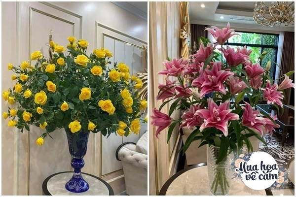 """Mẹ Hà Nội cắm hoa đẹp nức lòng, ngày nào không có là bị chồng con """"ra công điện khẩnamp;#34; - 27"""