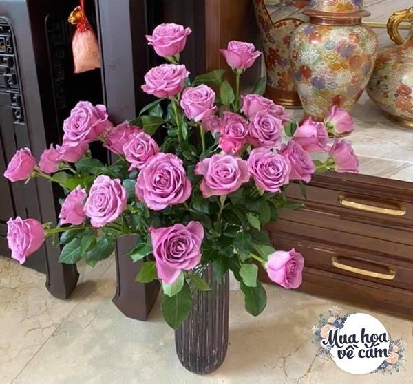 """Mẹ Hà Nội cắm hoa đẹp nức lòng, ngày nào không có là bị chồng con """"ra công điện khẩnamp;#34; - 14"""