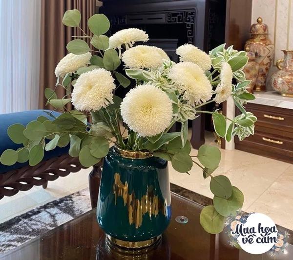 """Mẹ Hà Nội cắm hoa đẹp nức lòng, ngày nào không có là bị chồng con """"ra công điện khẩnamp;#34; - 20"""