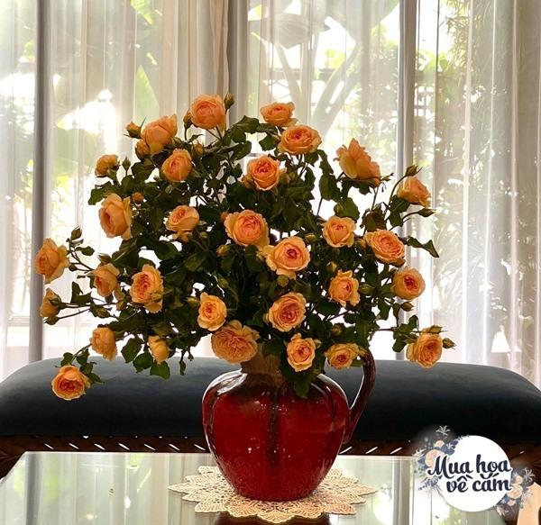 """Mẹ Hà Nội cắm hoa đẹp nức lòng, ngày nào không có là bị chồng con """"ra công điện khẩnamp;#34; - 26"""