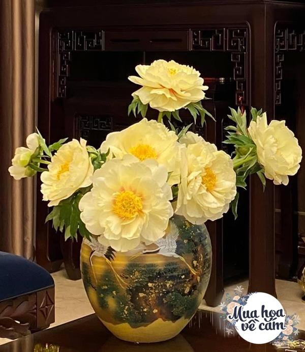 """Mẹ Hà Nội cắm hoa đẹp nức lòng, ngày nào không có là bị chồng con """"ra công điện khẩnamp;#34; - 28"""