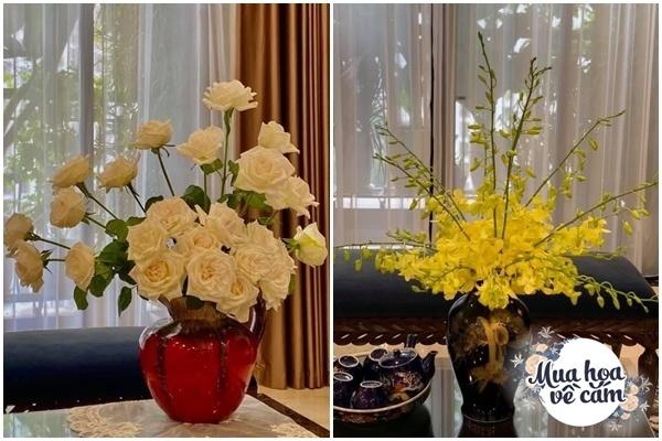 """Mẹ Hà Nội cắm hoa đẹp nức lòng, ngày nào không có là bị chồng con """"ra công điện khẩnamp;#34; - 25"""