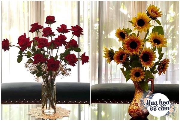 """Mẹ Hà Nội cắm hoa đẹp nức lòng, ngày nào không có là bị chồng con """"ra công điện khẩnamp;#34; - 19"""