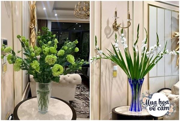 """Mẹ Hà Nội cắm hoa đẹp nức lòng, ngày nào không có là bị chồng con """"ra công điện khẩnamp;#34; - 5"""