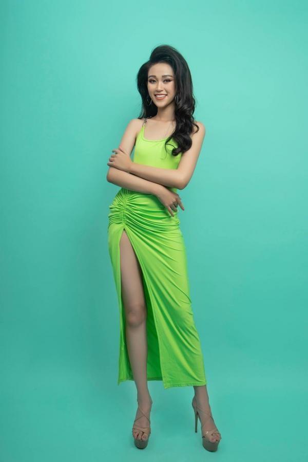 Mỹ nữ Ê Đê eo 59cm, chân dài nuột nà lọt vào bán kết Hoa hậu Việt Nam - 4