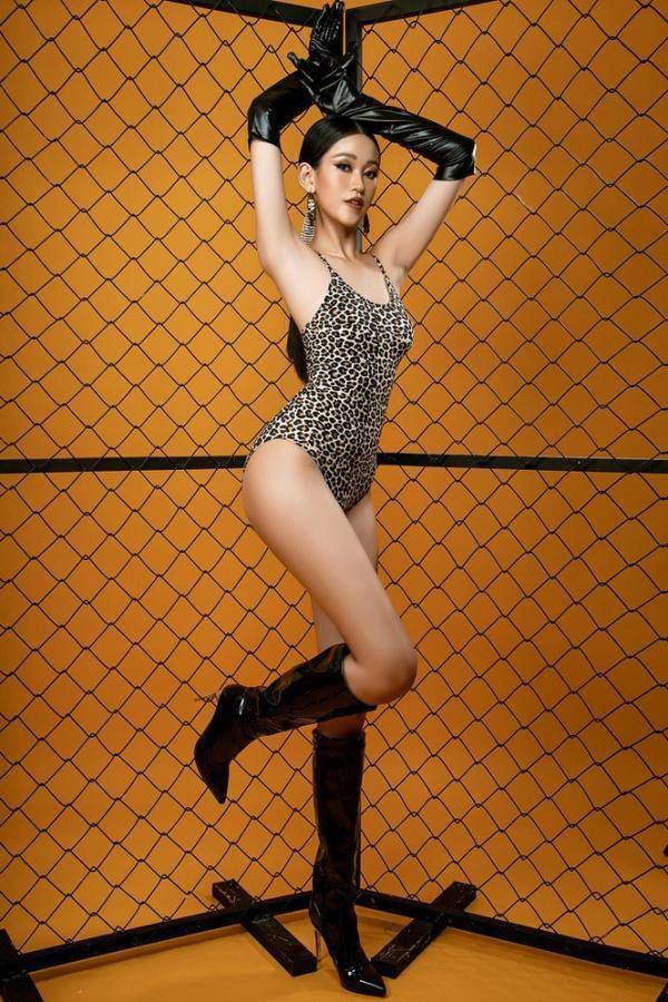 Mỹ nữ Ê Đê eo 59cm, chân dài nuột nà lọt vào bán kết Hoa hậu Việt Nam - 6