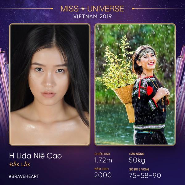 Mỹ nữ Ê Đê eo 59cm, chân dài nuột nà lọt vào bán kết Hoa hậu Việt Nam - 8