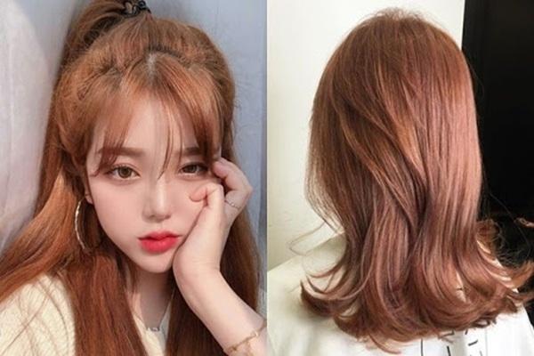 8 màu tóc không cần tẩy vẫn lên màu đẹp dành cho các chị em bung lụa dịp cuối năm - 7