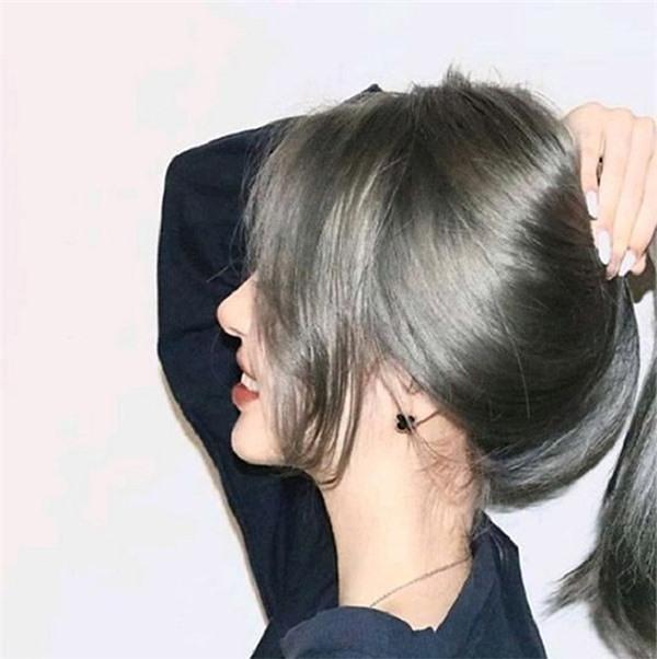 15 màu tóc nâu khói đẹp được yêu thích nhất dẫn đầu xu hướng năm 2020 - 13