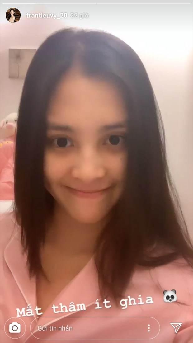Có gương mặt đẹp nhất làng Hoa hậu, Tiểu Vy vẫn khóc thầm vì khuyết điểm khi để mặt mộc - 5