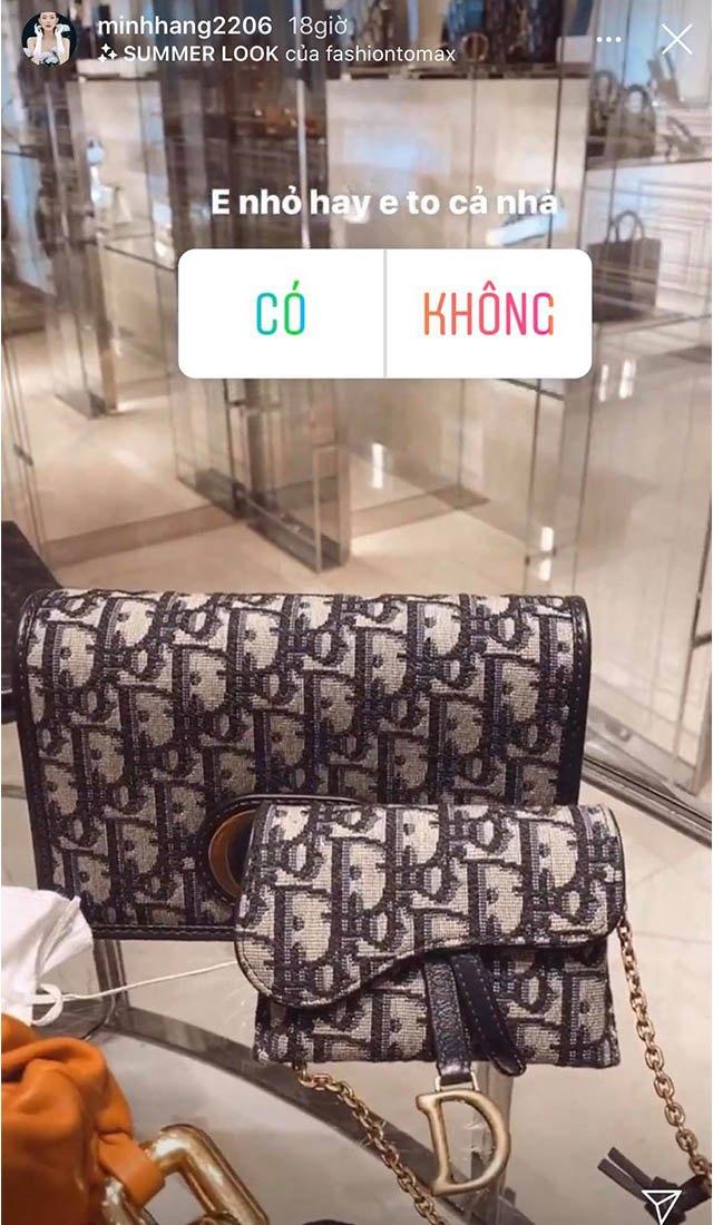 Giúp Minh Hằng giải đáp chuyện túi to hay nhỏ: tìm ra kiểu túi hoàn hảo cho từng dáng người - 4