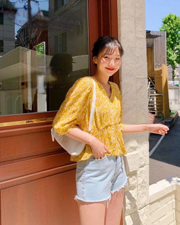Kiểu quần short hợp thời tiết mát mẻ, nàng diện xuống phố đảm bảo cá tính và sành điệu - 14