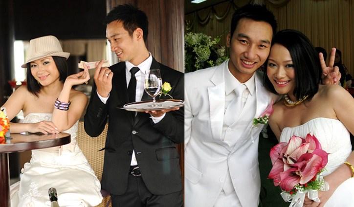 8 năm sau ly hôn: Thành Trung có thêm cặp song sinh, Thu Phượng chuyển sang yêu trai Tây - 1