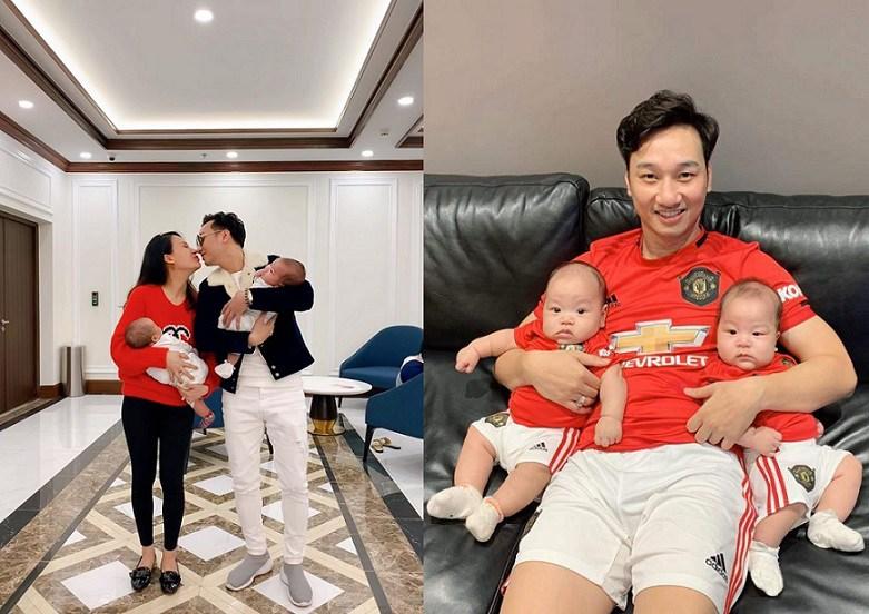 8 năm sau ly hôn: Thành Trung có thêm cặp song sinh, Thu Phượng chuyển sang yêu trai Tây - 7