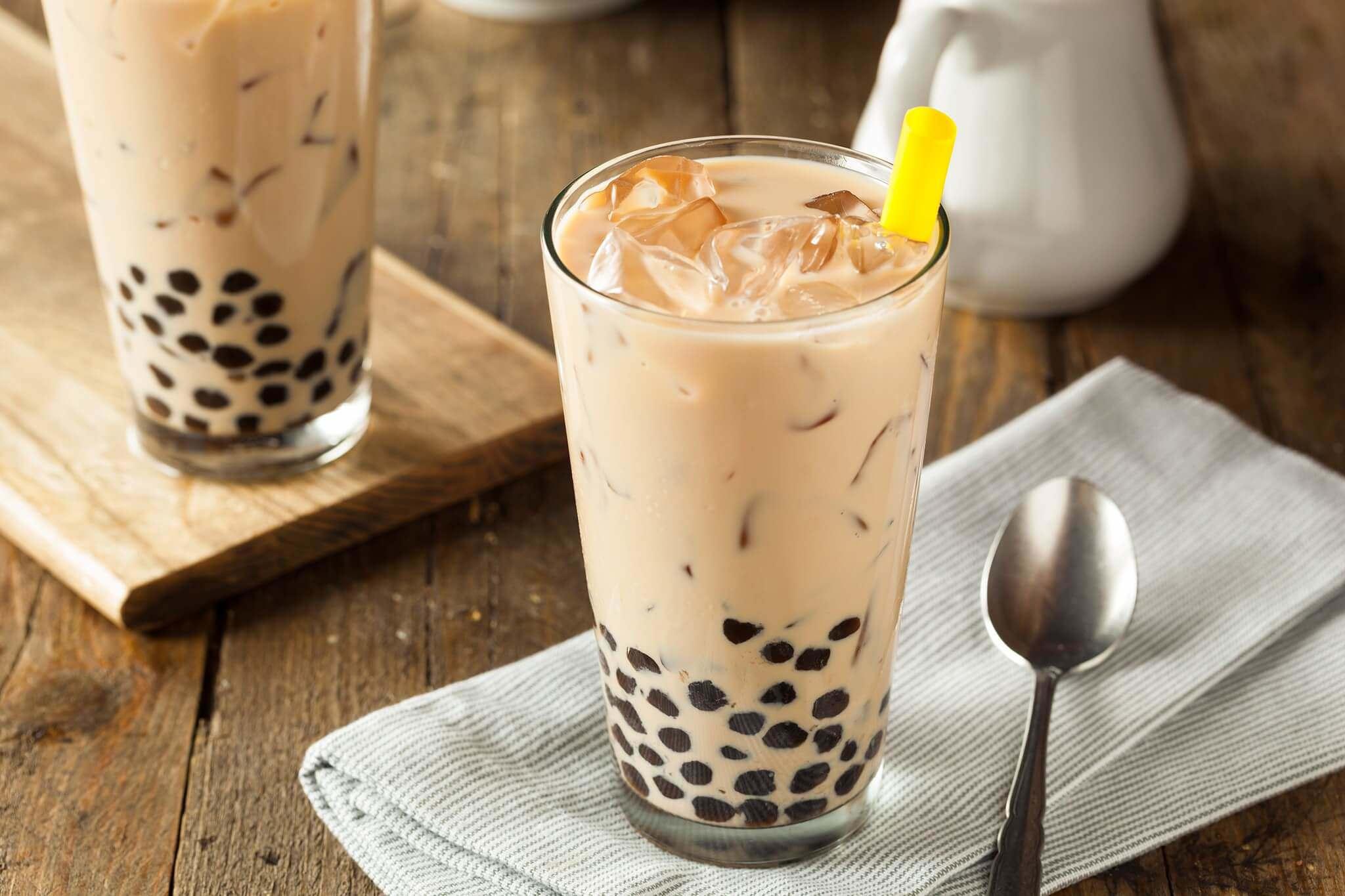 Mẹo hay dành cho các amp;#34;thánh nghiệnamp;#34;: cách uống trà sữa không béo - 1