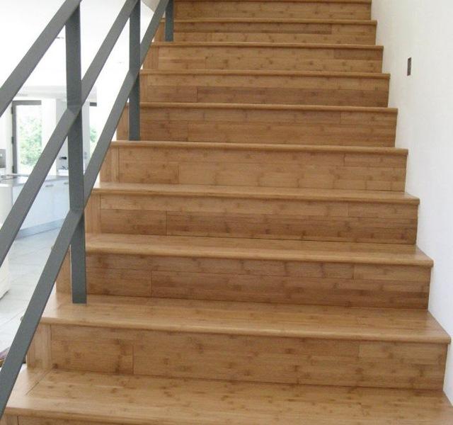 Mẫu cầu thang gỗ đẹp hiện đại, đơn giản làm nổi bật ngôi nhà - 15