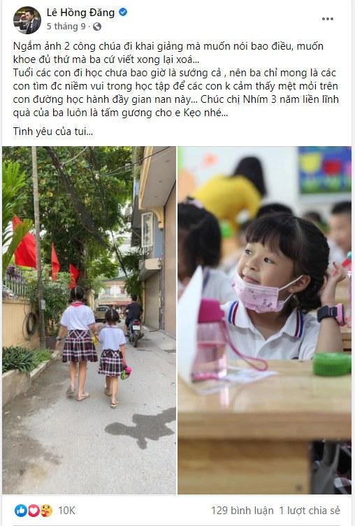 Sao Việt mạnh dạn đăng ảnh bất lực khi con học: Hoá ra amp;#34;con nhà nguời taamp;#34; giống con mình - 4