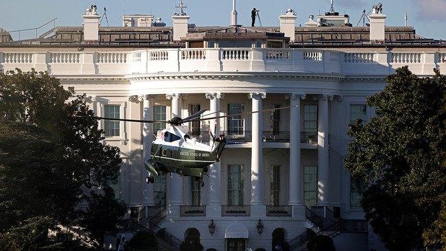 Soi độ xa xỉ của bệnh viện nơi Tổng thống Trump chữa Covid-19 - 14