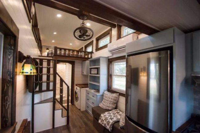 Ngôi nhà 25m2 tự thiết kế của vợ chồng trẻ tận dụng tối đa mọi không gian - 7