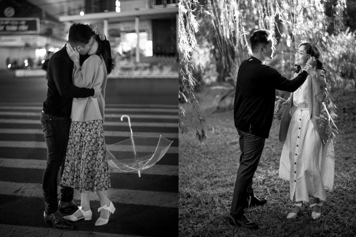 amp;#34;Đám cướiamp;#34; hi hữu nhất showbiz: Cô dâu MC và chú rể Việt kiều làm lễ cách nhau gần 10.000km - 5