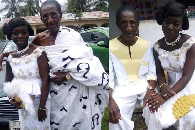 """Cụ ông 106 tuổi lấy vợ kém tận 71 tuổi, cô dâu chia sẻ về """"chuyện chăn gối"""" gây sốc-1"""