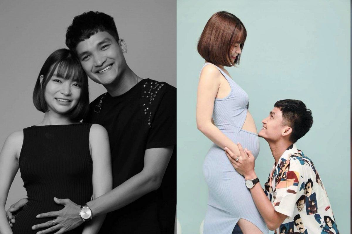 Hẹn hò 5 năm nhưng chưa cưới, Mạc Văn Khoa khoe bạn gái mang bầu to như sắp đẻ - 4