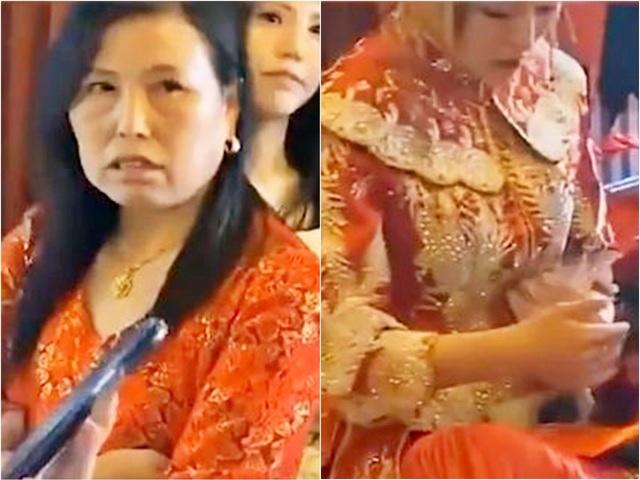 Mẹ vợ bắt chú rể đưa thêm 62 triệu mới cho đón dâu, thái độ của cô dâu gây sốc - 1
