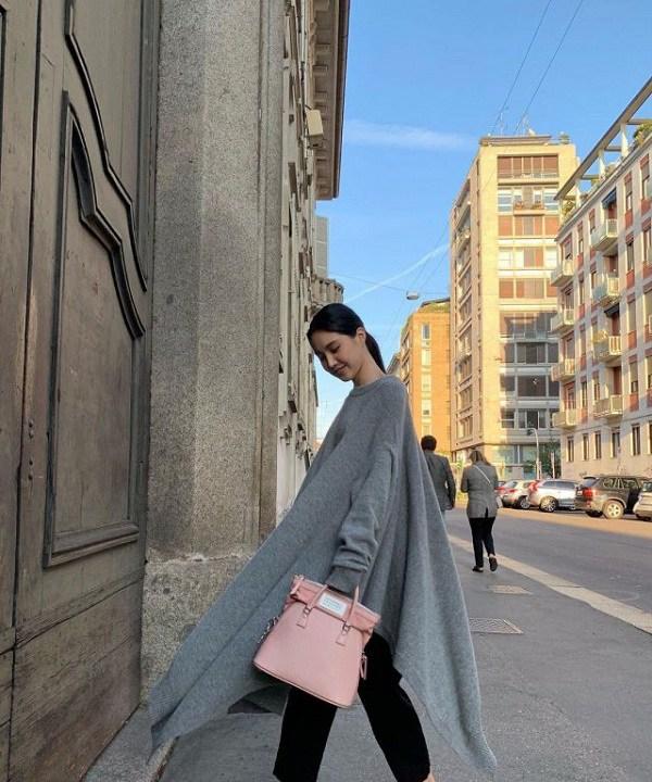 Muốn mặc ấm ngày se lạnh cũng đừngdiện đồ to sụ giấu dáng, nàng thể nào cũng nhận điểm trừ - 7