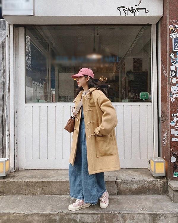 Muốn mặc ấm ngày se lạnh cũng đừngdiện đồ to sụ giấu dáng, nàng thể nào cũng nhận điểm trừ - 3