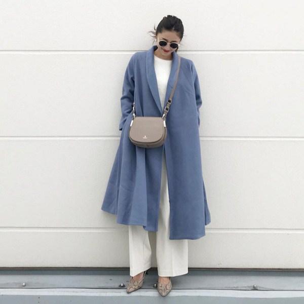 Muốn mặc ấm ngày se lạnh cũng đừngdiện đồ to sụ giấu dáng, nàng thể nào cũng nhận điểm trừ - 4