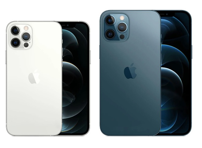 """CHÍNH THỨC: Apple ra mắt iPhone 12 Pro/ iPhone 12 Pro Max """"vô địch thiên hạ"""" - 1"""
