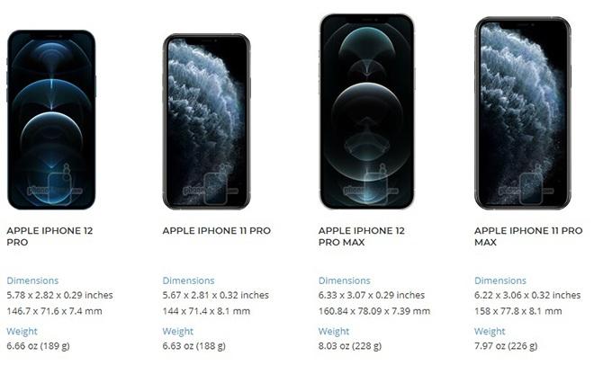 """CHÍNH THỨC: Apple ra mắt iPhone 12 Pro/ iPhone 12 Pro Max """"vô địch thiên hạ"""" - 6"""