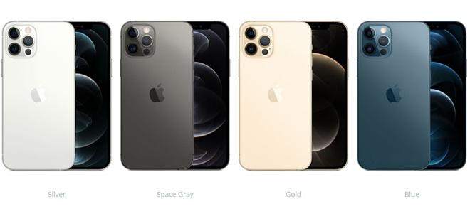 """CHÍNH THỨC: Apple ra mắt iPhone 12 Pro/ iPhone 12 Pro Max """"vô địch thiên hạ"""" - 5"""