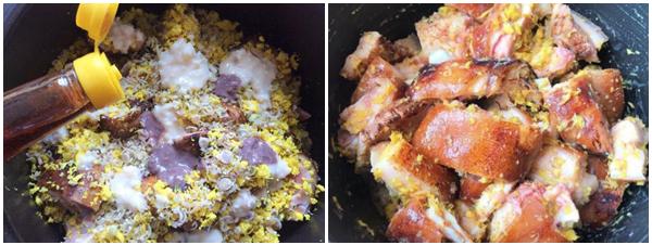 Cách nấu giả cầy thơm ngon đúng vị, đậm đà ăn là nghiện - 5