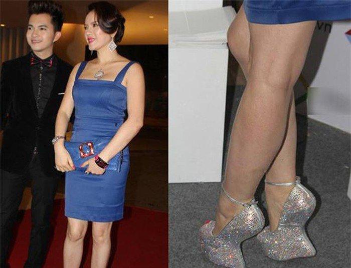 Những mẫu giày độc lạ thách thức bước chân của sao, có đôi amp;#34;lẹmamp;#34; mất luôn phần gót - 11