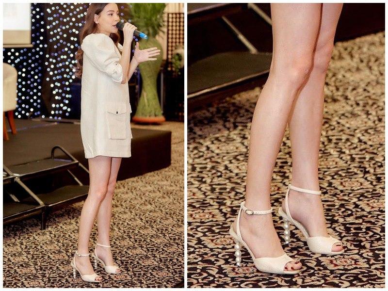 Những mẫu giày độc lạ thách thức bước chân của sao, có đôi amp;#34;lẹmamp;#34; mất luôn phần gót - 1