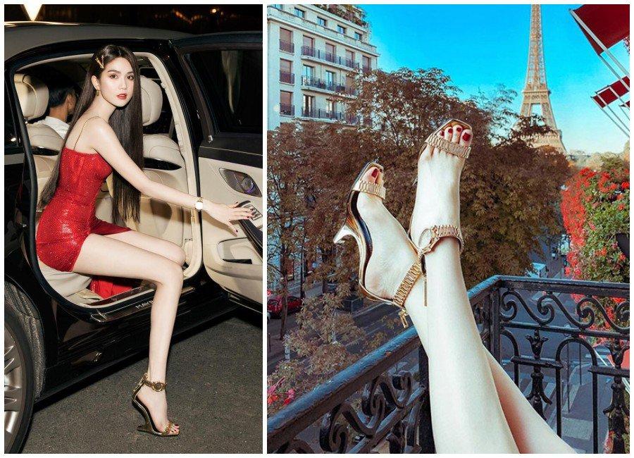 Những mẫu giày độc lạ thách thức bước chân của sao, có đôi amp;#34;lẹmamp;#34; mất luôn phần gót - 8