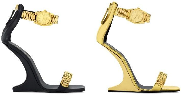 Những mẫu giày độc lạ thách thức bước chân của sao, có đôi amp;#34;lẹmamp;#34; mất luôn phần gót - 10