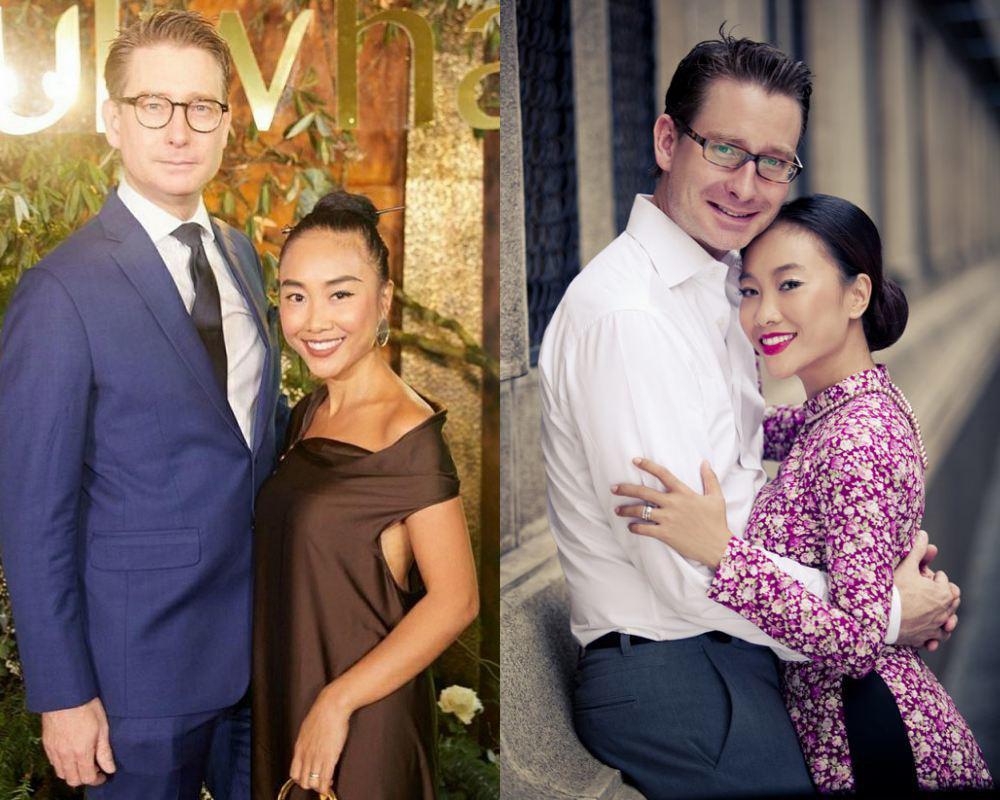 Đoan Trang lên tiếng trước tin đồn có bầu lần 2 với chồng Tây U60 - 6