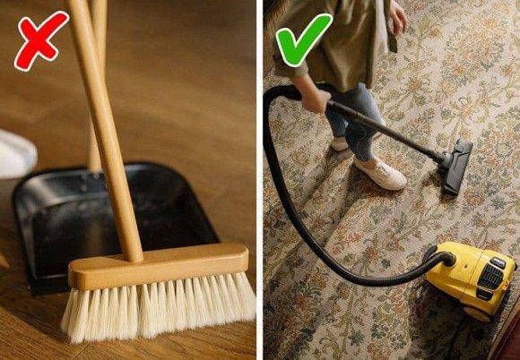 Dọn dẹp nhà cửa gần 30 năm nay tôi vẫn sai 10 thứ này, bạn thì sao? - 1