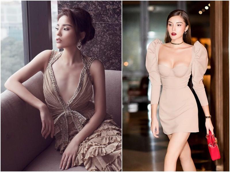 Có body đẹp mê, Hamp;#39;Hen Niê-Đặng Thu Thảo cũng chào thua trước những kiểu váy làm ngực amp;#34;bốc hơiamp;#34; - 3