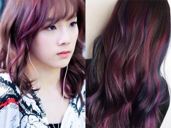 Những màu tóc nâu đỏ đẹp ấn tượng được yêu thích nhất hiện nay - 12