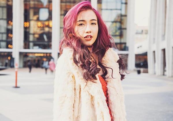 Những màu tóc nâu đỏ đẹp ấn tượng được yêu thích nhất hiện nay - 13