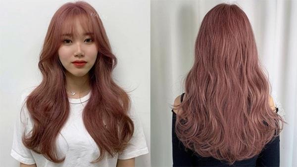 Những màu tóc nâu đỏ đẹp ấn tượng được yêu thích nhất hiện nay - 10