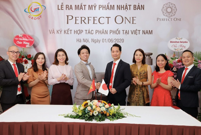 Thương hiệu Perfect One đến từ Nhật Bản khiến tín đồ làm đẹp Việt mê mẩn - 2