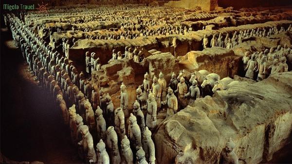 Tần Thủy Hoàng giết những người xây mộ để giữ bí mật, 100 năm sau lộ diện điều không ngờ - 4