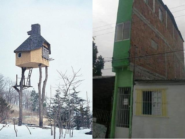 Những tòa kiến trúc độc lạ trên thế giới, trùm cuối ở Việt Nam cũng có
